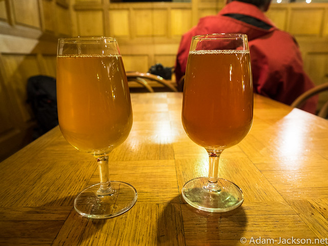 Cantillon Jonge Lambiek and Faro