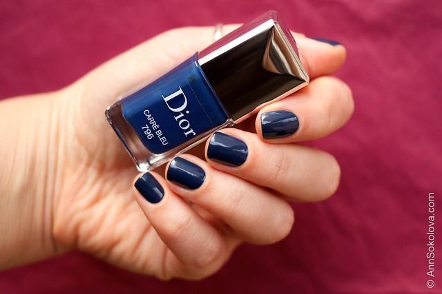 02 Dior #796 Carre Bleu