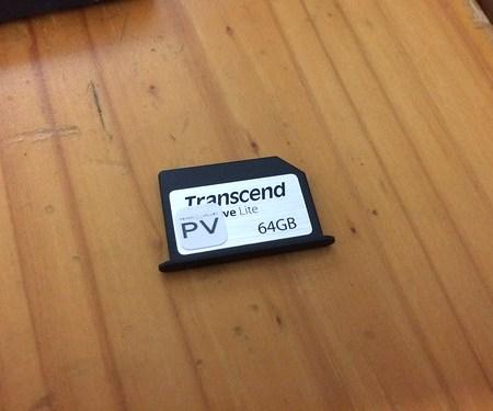 Transcend 330 64GB