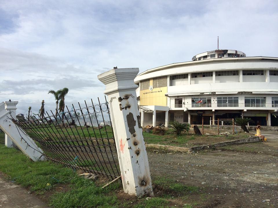 Tacloban Astrodome