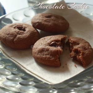 Chocolate Cookie2