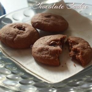 Chocolate Cookie2