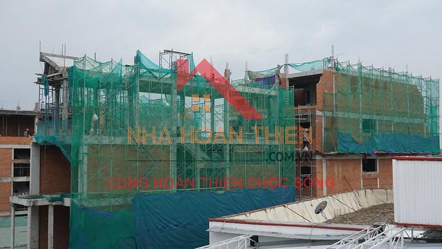 Một số hình ảnh cập nhật tiến độ xây dựng của Chủ Đầu Tư CityLand ở dự án Park Hills:
