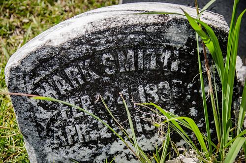 Mark Smith Grave-001
