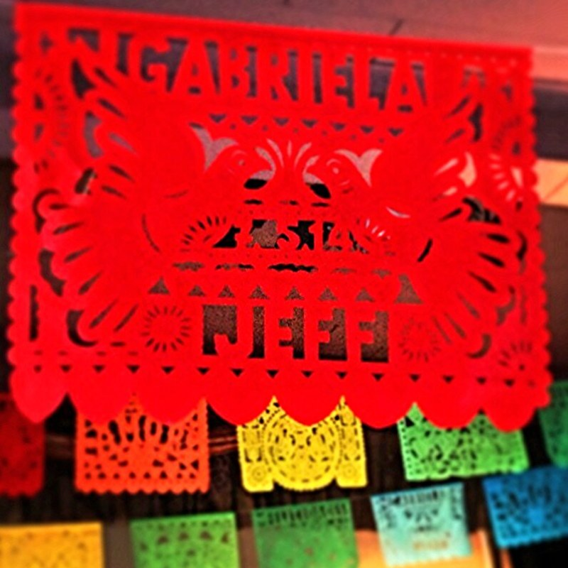 Custom Papel Picado
