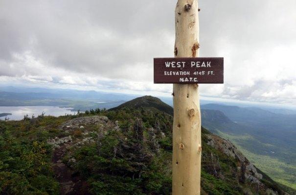 Bigelow West Peak