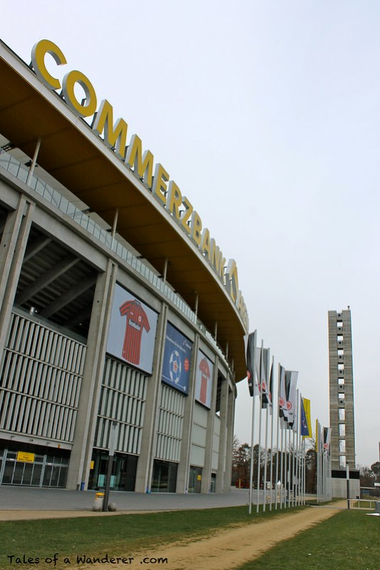 FRANKFURT AM MAIN - Commerzbank-Arena