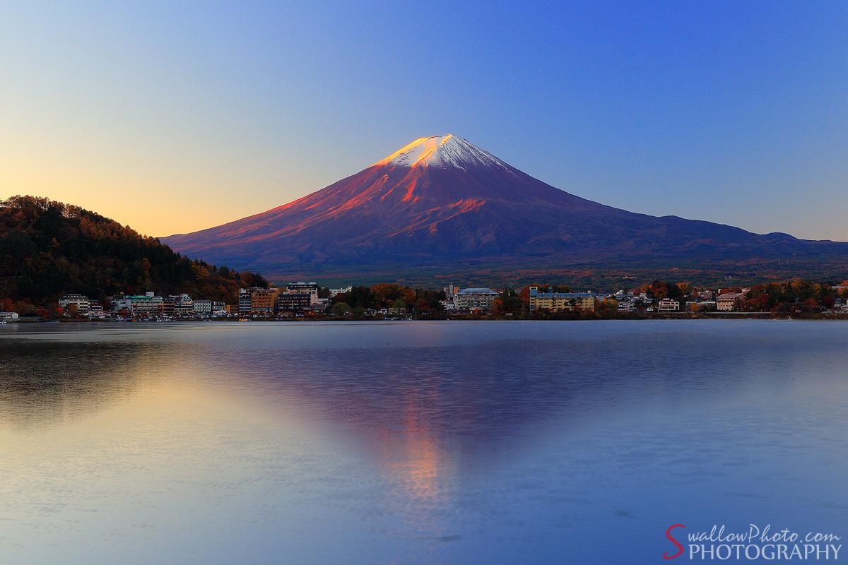 阿生の攝影 影像-SwallowPhoto: 富士五湖-河口湖楓紅