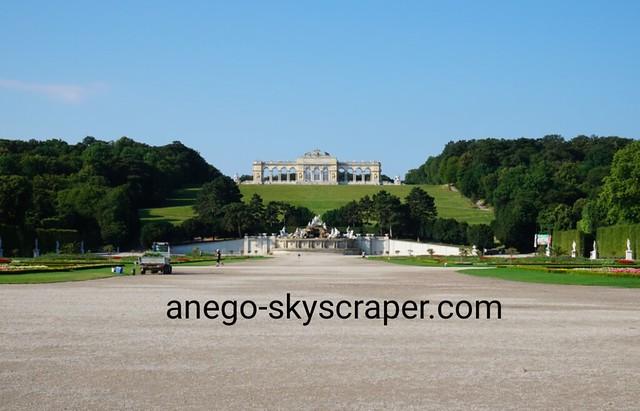 シェーブルン宮殿