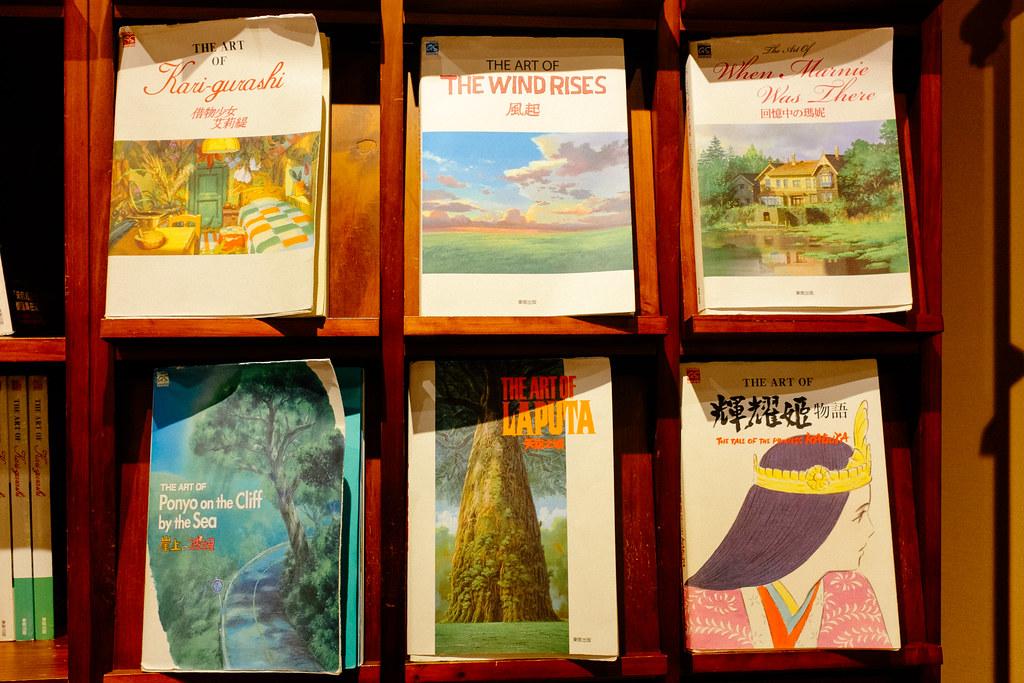 Productos del Studio Ghibli