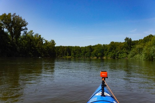 Savannah River Paddling-038