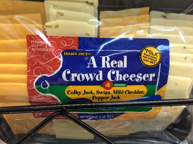 Trader Joe's Cheese Survival Guide
