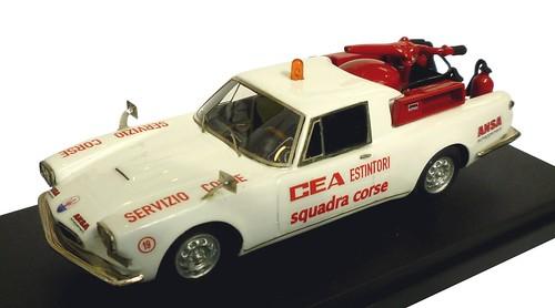 ABC Maserati servizio CEA 1973