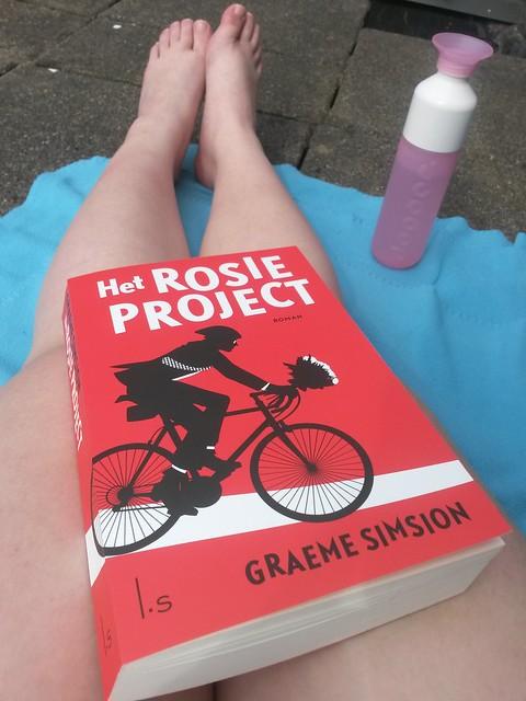 Het Rosie Project (Graeme Simsion) ~ CherryCharlie.nl