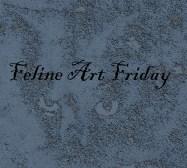 Feline Art Friday