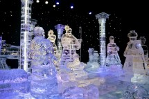 Christmas at Gaylord Palms Ice
