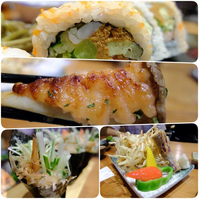 高雄-新興區-合掌屋壽司