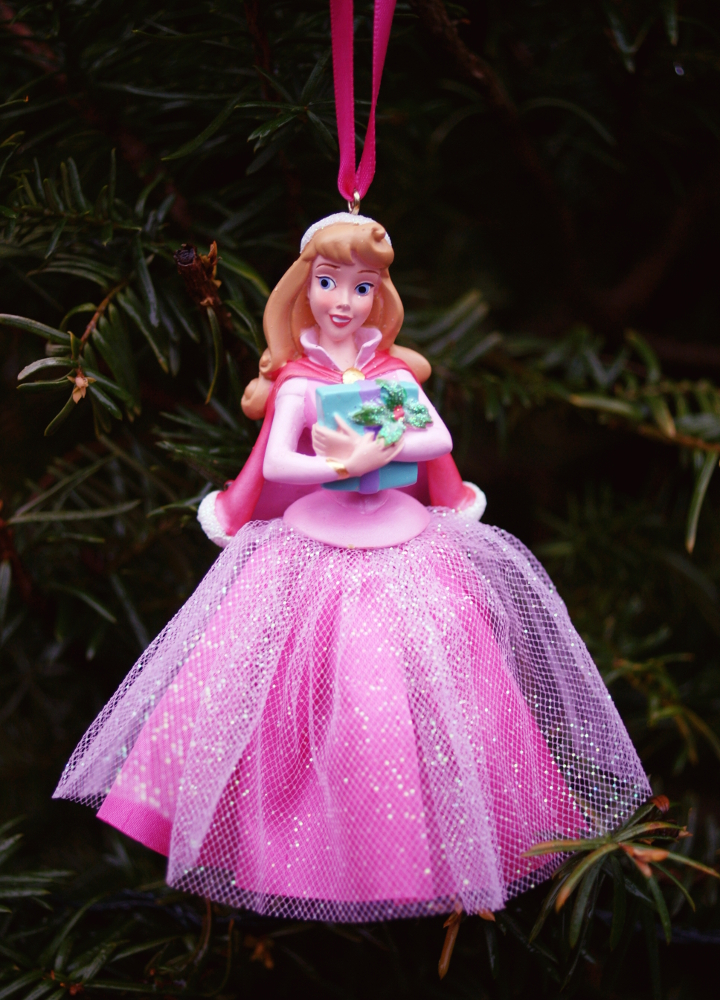 prinsessa ruusunen koriste