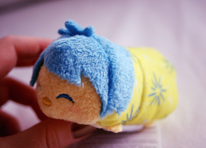 tsum tsum inside out ilo