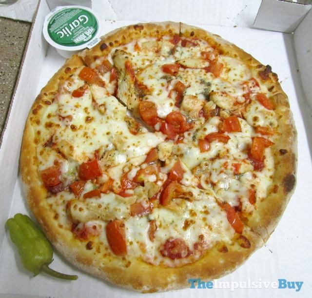 Margherita Pizza Papa Johns