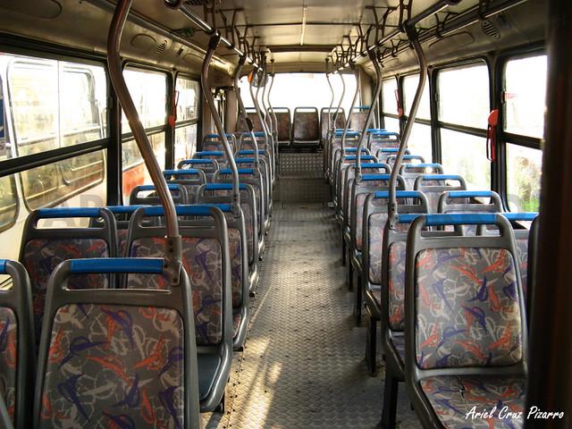 Transantiago - Redbus Urbano - Comil Svelto / Mercedes Benz (XY3555) (268)
