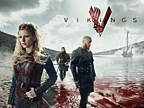 Vikings Season 3 on Amazon Prime