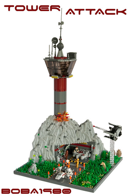 STAR WARS Tower Attack