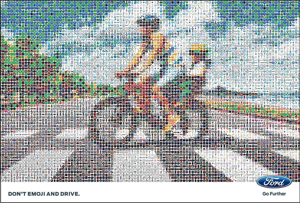 Ford - Don't Emoji and Drive 2