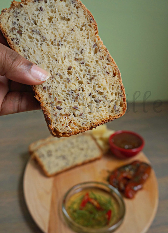 Potato Flax Bread -edit