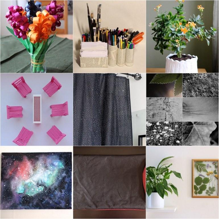 10 månader av Monthly Makers och tema garn - reaktionista.se