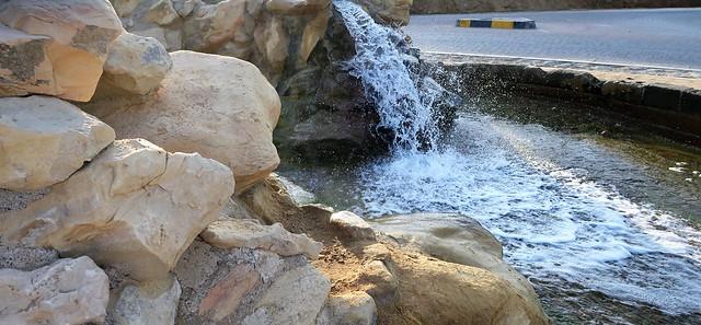 mubazzarah park spring water al ain