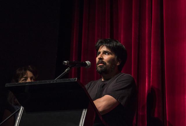 """Jorge Leiva, director del documental ganador de la Competencia Nacional """"Quilapayún, más allá de la canción"""""""