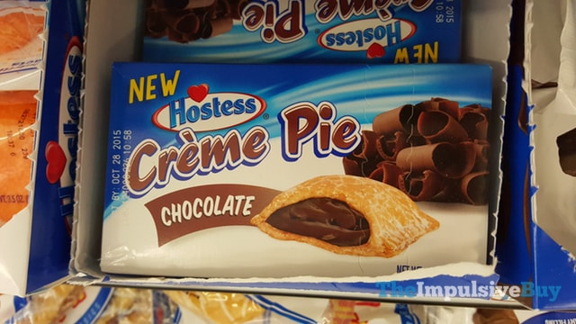 Hostess Chocolate Creme Pie