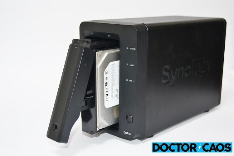 Synology Diskstation DS715 servidor NAS (6)
