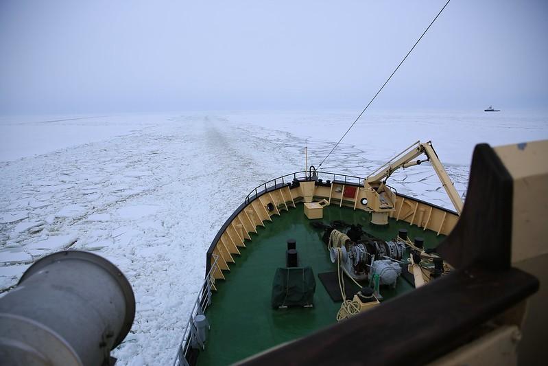 芬蘭極光追旅 ~ 凱米(Kemi)破冰船Sampo