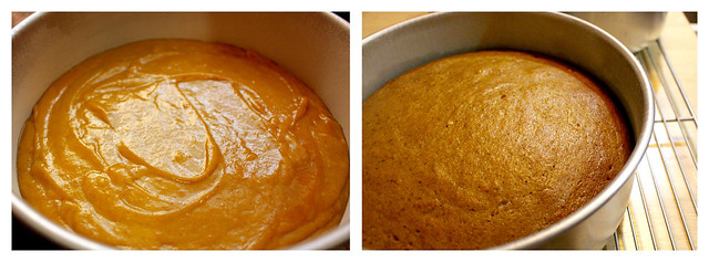 Pumpkin Olive Oil Cake - 46