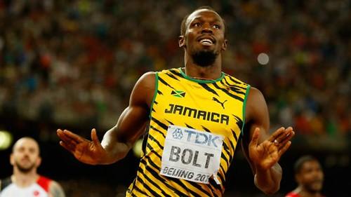 Usain Bolt vence a Gatlin de nuevo