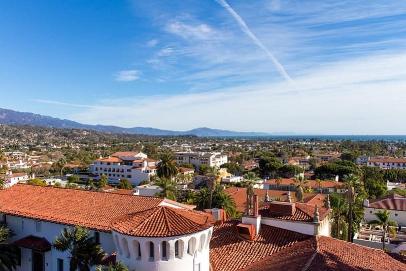 12.24. Santa Barbara. Old Courthouse