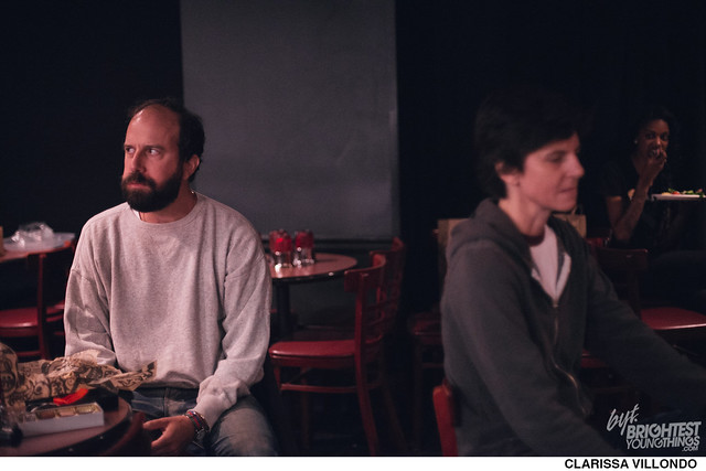 Brett Gelman and Tig Notaro