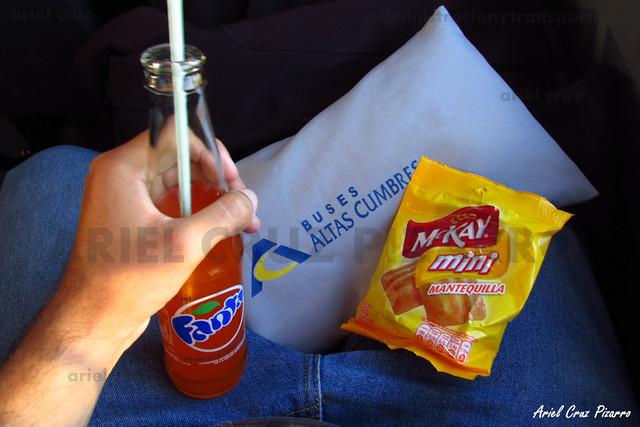 Snack Buses Altas Cumbres - DSSY95