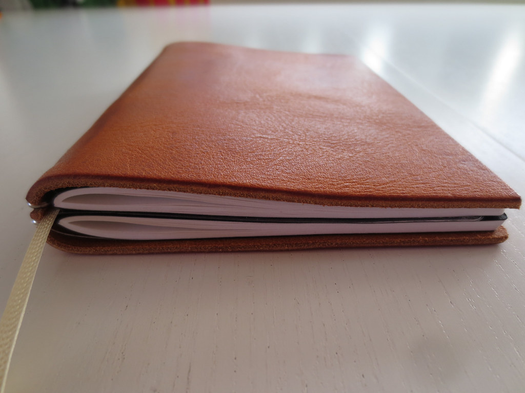 X47 Steel Notebook/Notizbuch