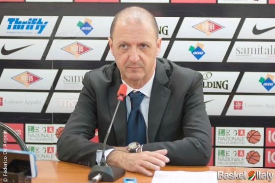 Tifosi Benacquista Latina, Coach Franco Gramenzi