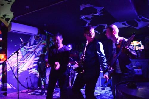 Concert à L'Elastic Bar (Strasbourg)