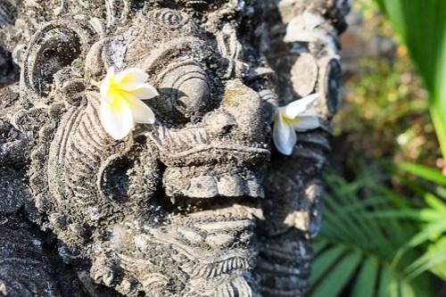 House god. Bali