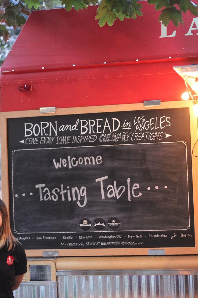 tasting table la brea bakery
