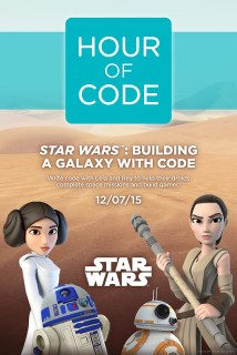 HOUR OF CODE Poster