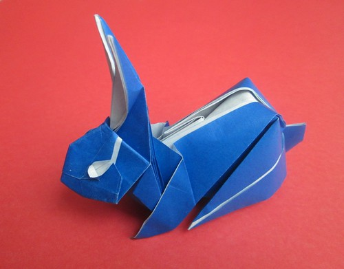 Gen Hagiwara's Rabbit