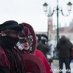 Viajefilos en el Carnaval de Venecia, Mascaras Venecianas 02