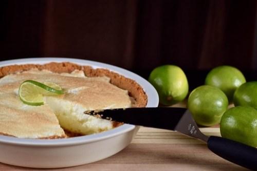 delicious key lime pie