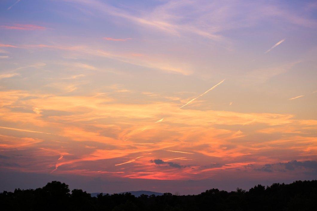 Imagen gratis de un bonito cielo